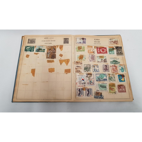 186 - A large quantity of Stamps in multi folders etc....