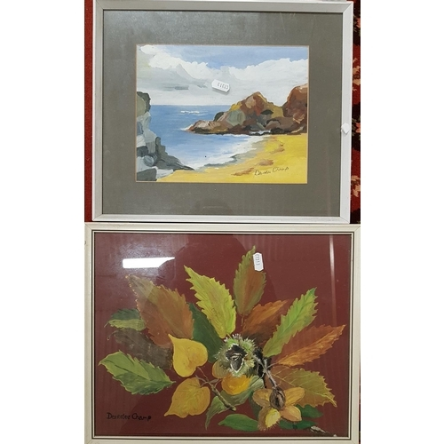 189 - A quantity of Oils, Watercolours, Pictures and Prints....