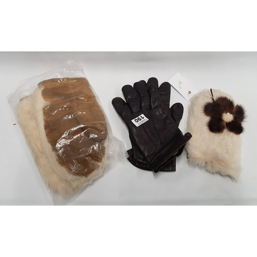 190 - A quantity of Vintage Fur Items....
