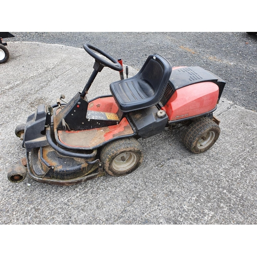 54 - A Jonsered Ride on Lawn Mower....