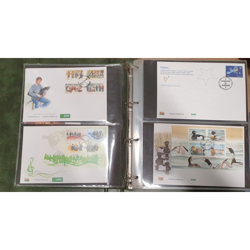 115 - Approx 190 Irish first day covers most in fantastic condition....