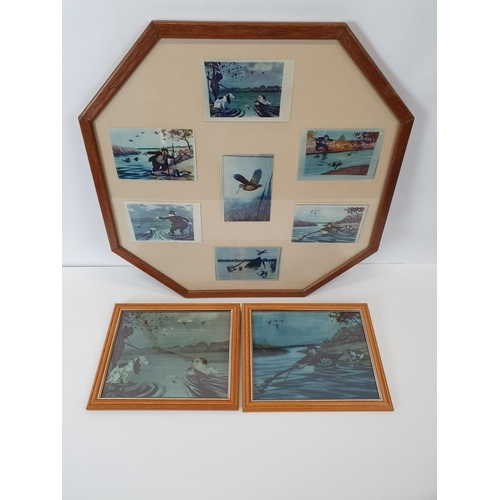 57 - A quantity of Pictures and Prints to include two Indian Pictures. ( Patrician Brothers)....