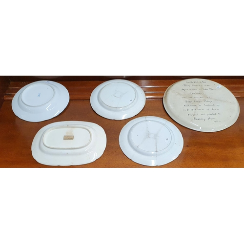 20 - A good collection of 19th Century and later Plates.