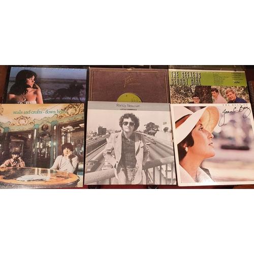 53 - A good quantity of LP's.