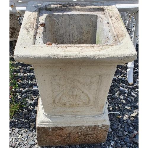 421A - A Stone Pillar.