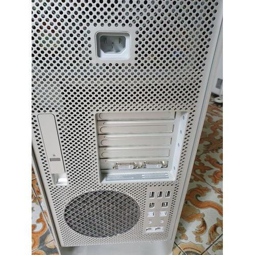 14 - An Apple Mac Computer Tower. Wiped.