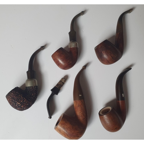 3 - A group of Pipes to include Petersons and Chacom.