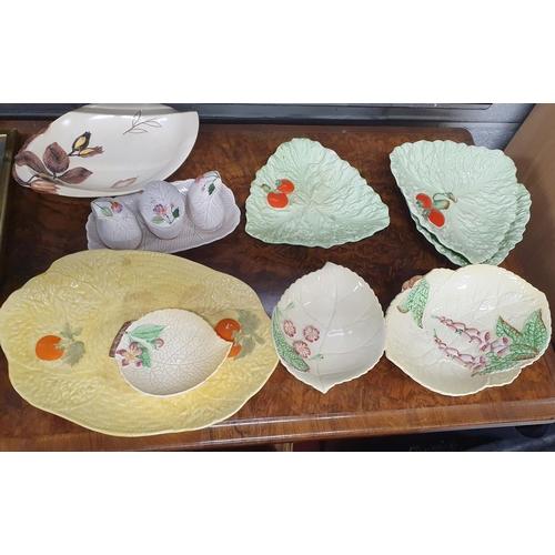 23 - A really good quantity of mid century Carlton Ware Pottery.
