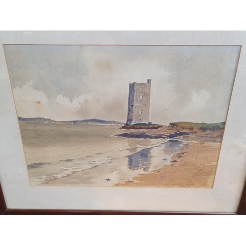 26 - A good quantity of Irish Watercolours by various artists. B Bohan, Ballyheige by Una Walsh, River be...