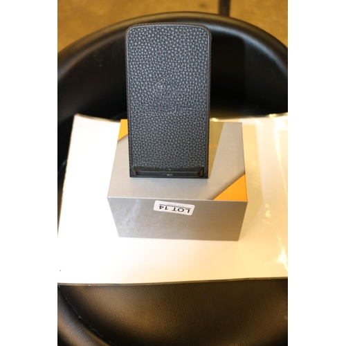 14 - TOUCHDOWN WIRELESS MOUNTED CHARGER - BUSINESS COLLECTION...