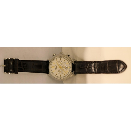 38 - GENTS ROTARY WRISTWATCH