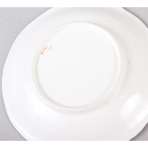8 - A Spode feldspar bone china and gilt decorated part tea service COLLECT...