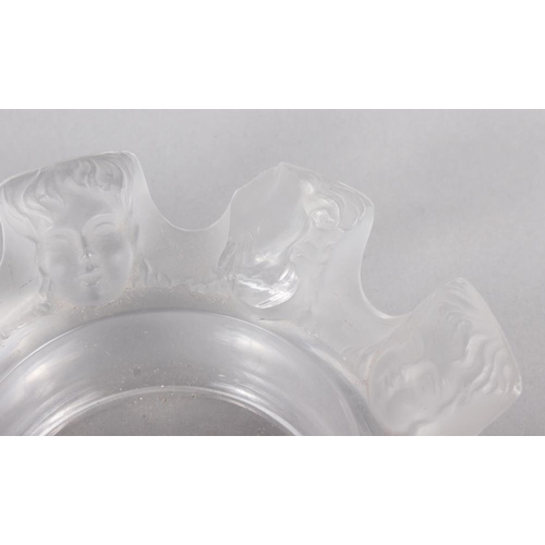 31 - A pair of Lalique France