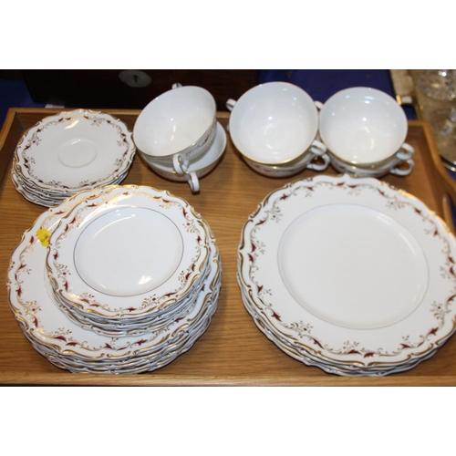 49 - A Royal Doulton bone china