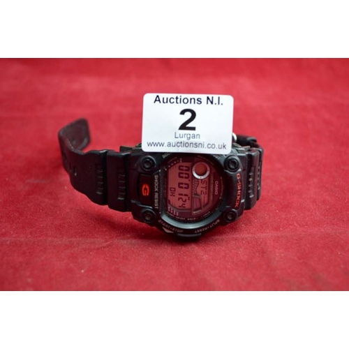 2 - Casio G-Shock Watch...