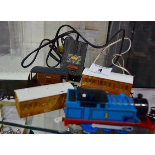 4 - Hornby Train Parts/Transformer...