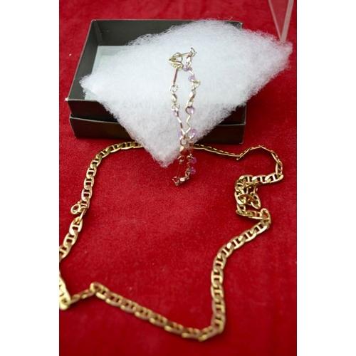 37 - Necklace + Bracelet...