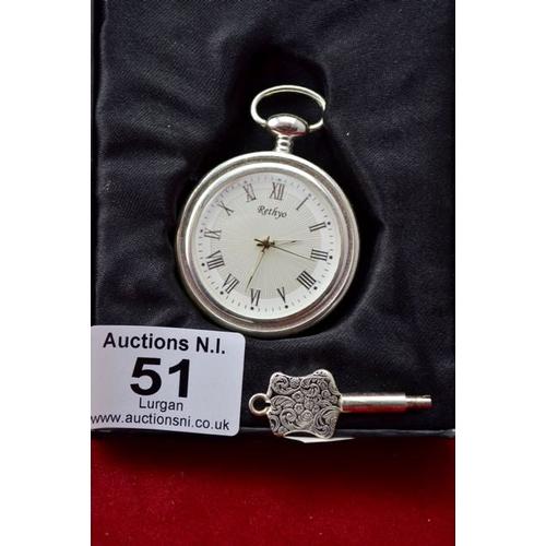 51 - Rethyo Pocket Watch...
