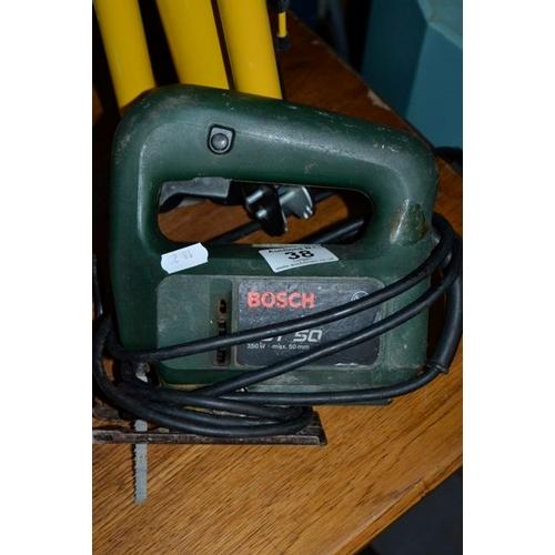 38 - Bosch Jigsaw...