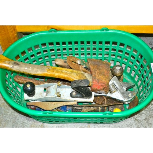 35 - Basket of Tools...