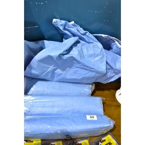 49 - New Boiler Suit x 5 - M...