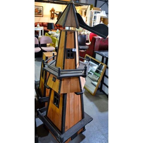 58 - Garden Windmill...