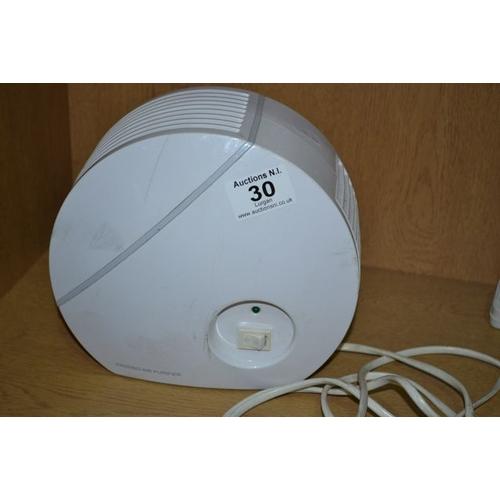 30 - Ionising Air Purifier...