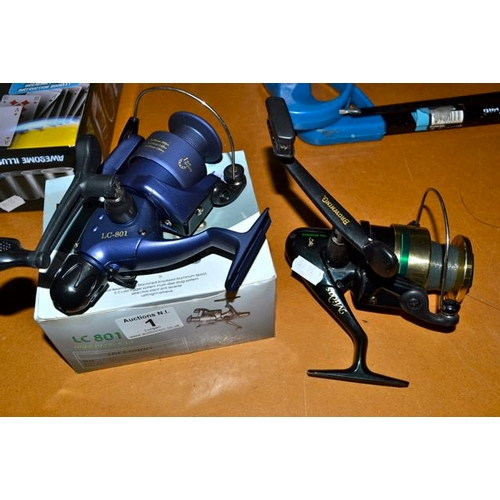 1 - Fishing Spool x 2...