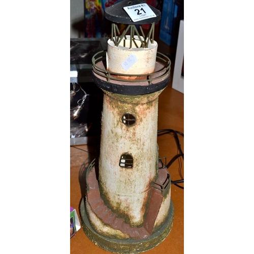 21 - Lighthouse...