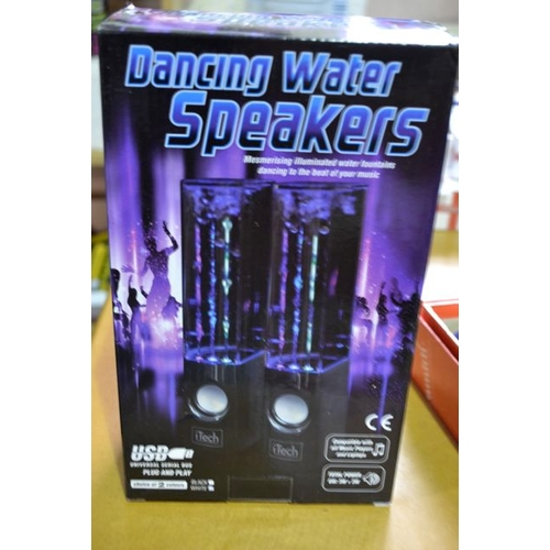 27 - Dancing Water Speakers...