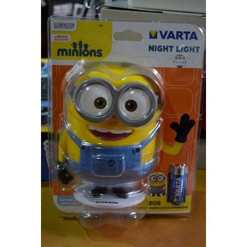 3 - New Minions Night Light...