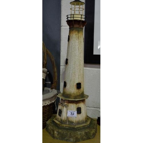 32 - Large Lighthouse...