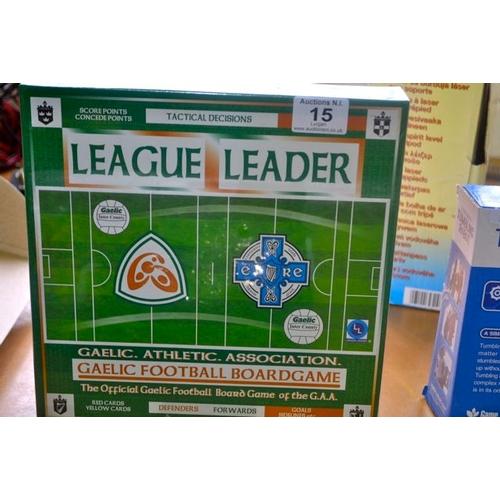 15 - Gaelic Football Boardgame...