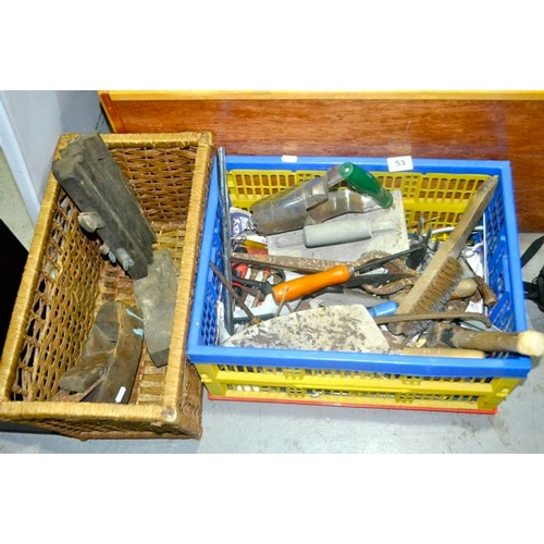 53 - Collection of Tools...
