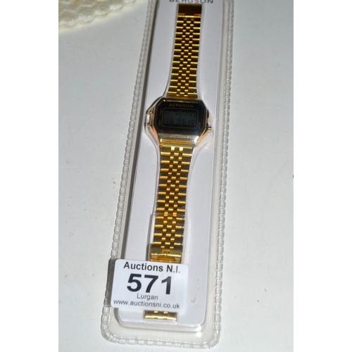 571 - Bergson Watch - New...