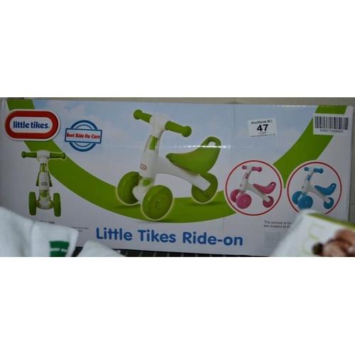 47 - Little Tikes Ride On - Pink...