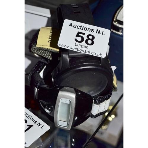 58 - Digital Watch x 3...