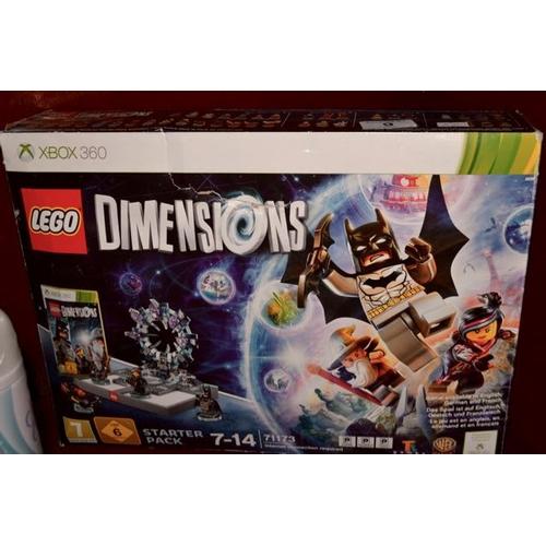 9 - Xbox 360 Lego Dimensions...