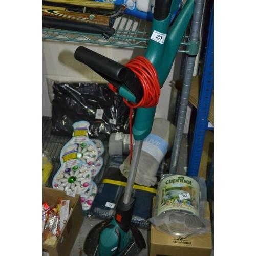 23 - Bosch Electric Strimmer...