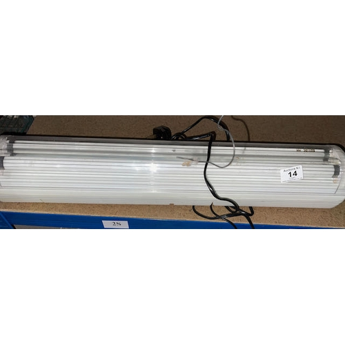 14 - Fluorescent Light Unit