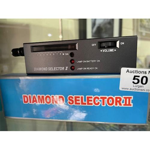 50 - Diamond Selector