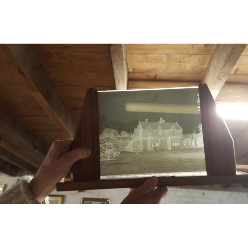 34 - The John H Robertson Collection of full size wet plate negatives ca. 1880-85. Acquired more than 30 ...