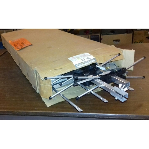 338 - Boxed interference limited extra gain UHF low reception aerial...