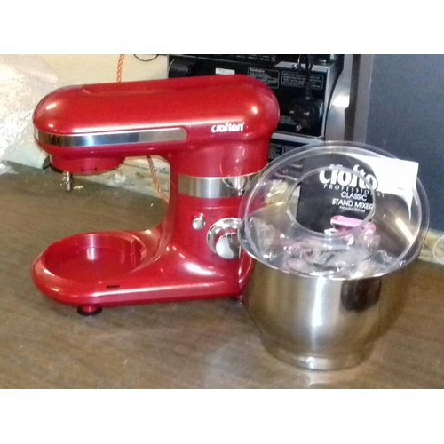 404 - Crofton professional classic stand mixer...