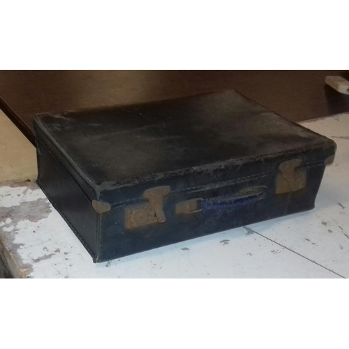 168 - 40 x 26 x 13 cm vintage case...