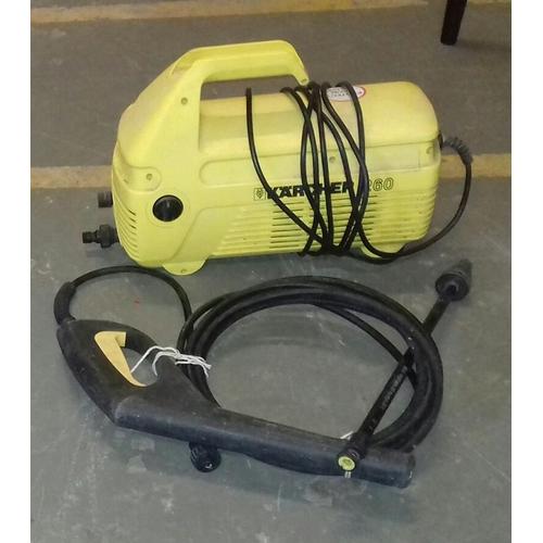 146 - Karcher K260 pressure washer...