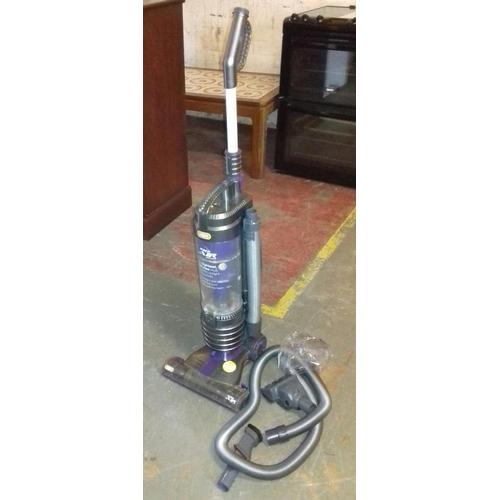 488 - Vax Mach Air Reach bagless upright vac with tools...