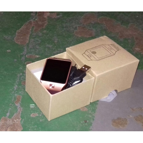 531 - Boxed Smart Watch with charger...