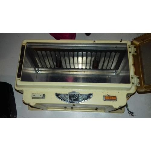 226 - La Reine 1930's Art Deco ultra violet automatic steriliser...