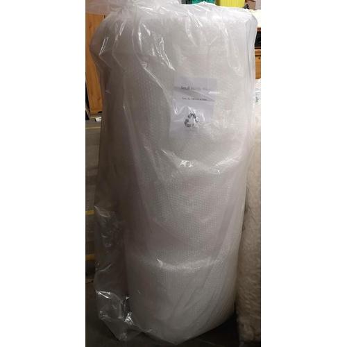 277b - 1 x 100 metre roll of clear 500 mm width bubble wrap...